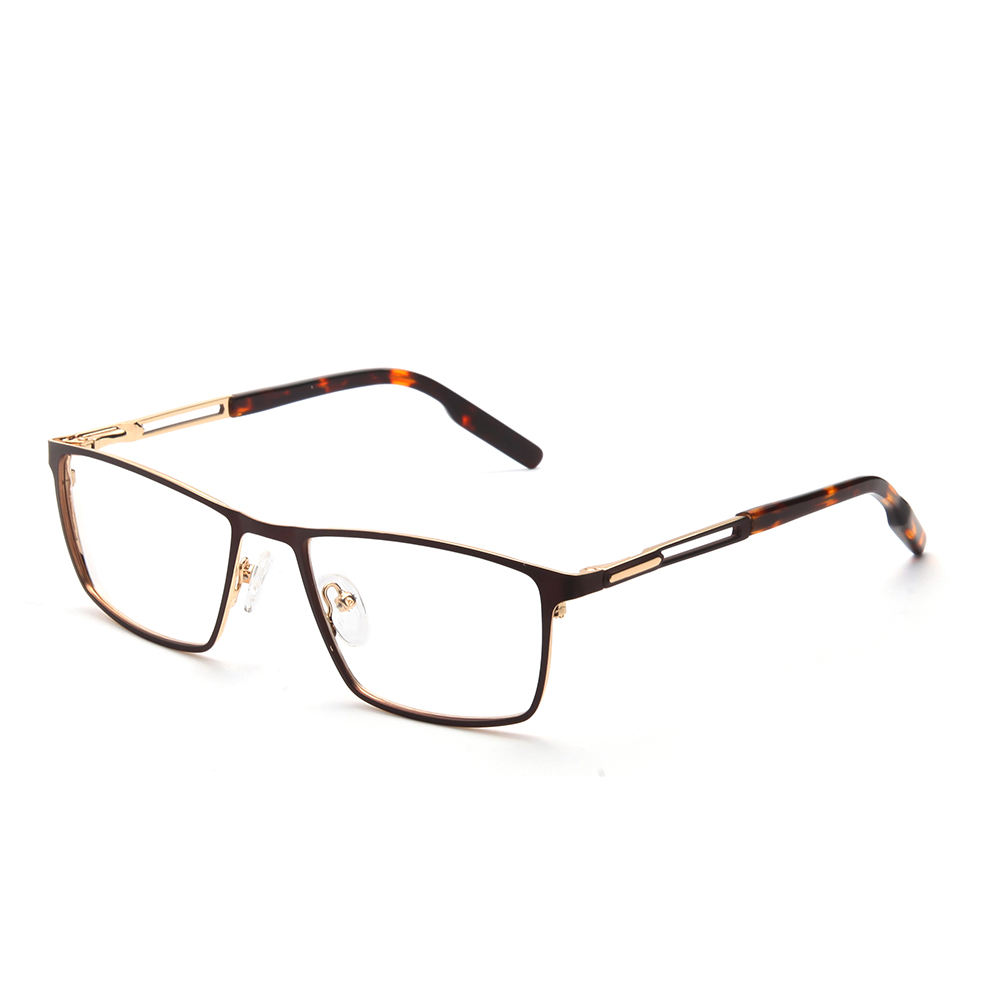 NO MOQ CE Hollow Out Full Frames Tortoiseshell Glasses Optical Eyewear Manufacturers In China