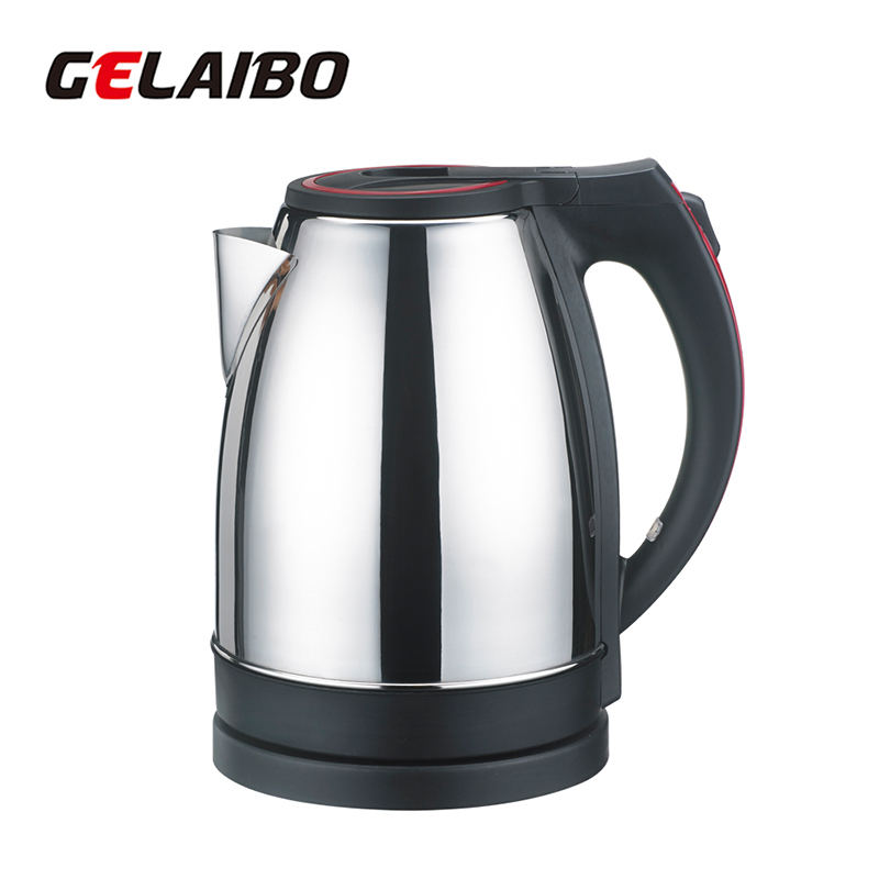 wholesale cordless stainless steel small size electric water kettle