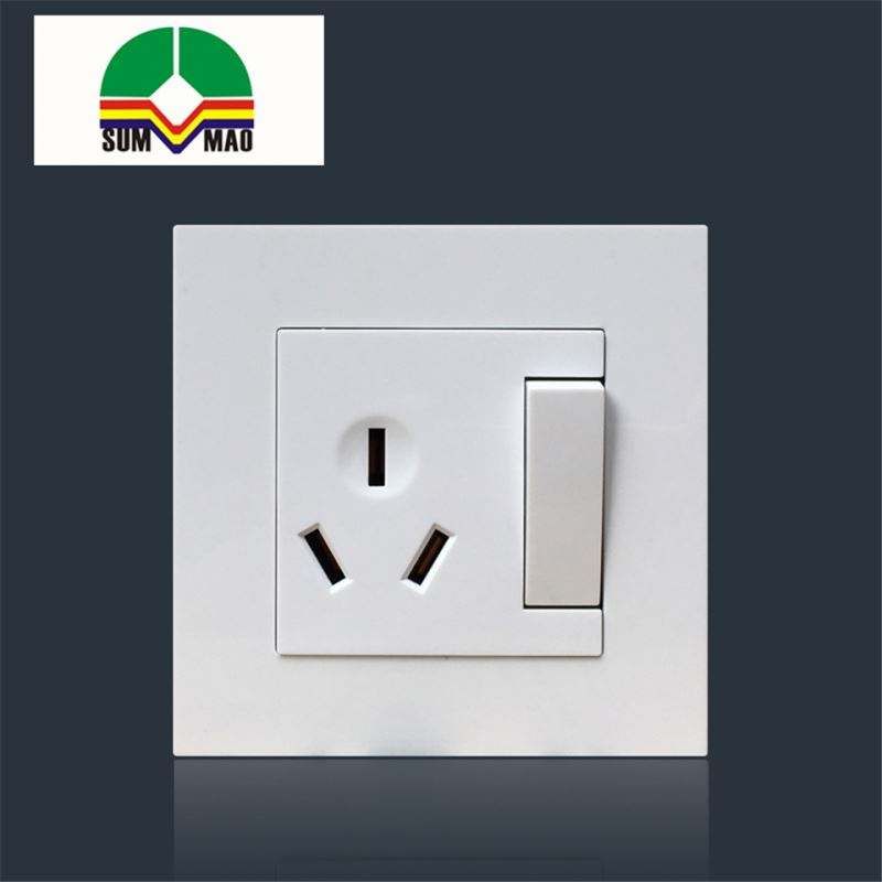 new products- wall switch european 1 gang 1 way switch