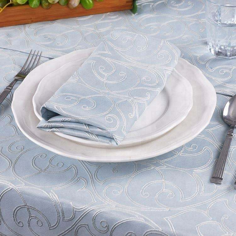 Purple gray green table napkins paper orange table cloth napkins