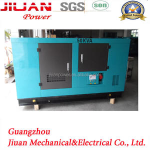 50kva 3 phase small diesel generator without fuel generator