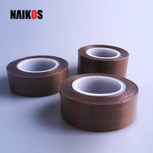 Heat Resistant PTFE  Coated Glass Fabric Thread Seal Tape