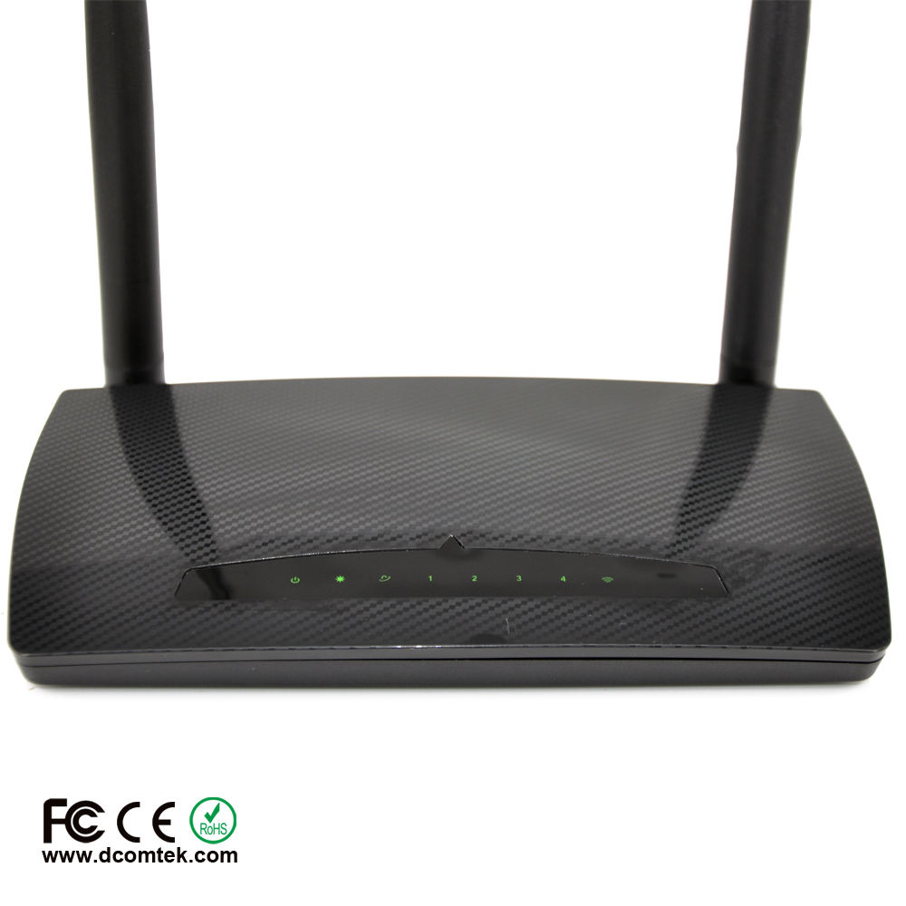 Router Vlan Wifi Oem Broadband Nirkabel 802.11N 300M
