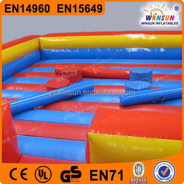 commercial elephant inflatable jumping arena