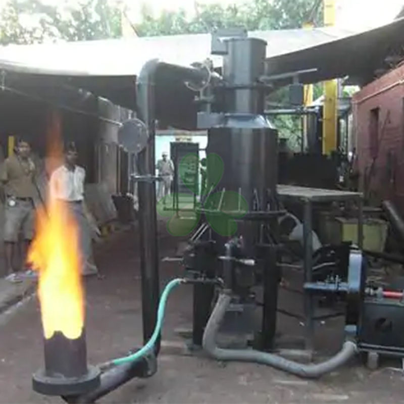 10kw,30kw,50kw mini biomass gasification thermal power generation plant equipment hot sale