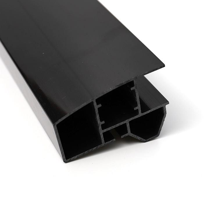 Bande De Pvc En Plastique Transparent Cylindre Tube En Plastique Clip