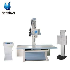 BT-XR01 CE approved hospital x ray radiologie machine 200ma x ray Radiography System price for medical use