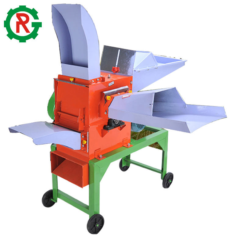 2019 hot sale straw chaff cutter machine for sale/cattle feed hay cutter grass chopper