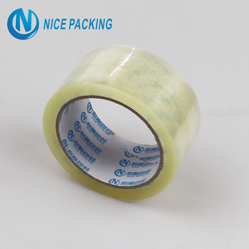 Plastik Opp Packing Tape Kamar Mandi Sealing Tape Jelas BOPP Packing Tape