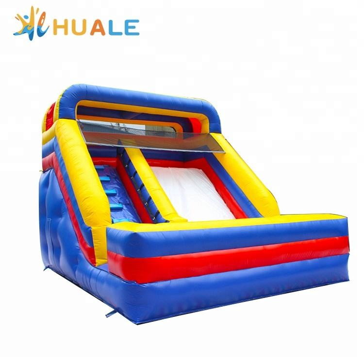 Cheap inflatable bouncy castle / inflatable bounce slide