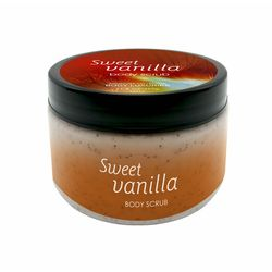 Big size skin care whitening body scrub for women