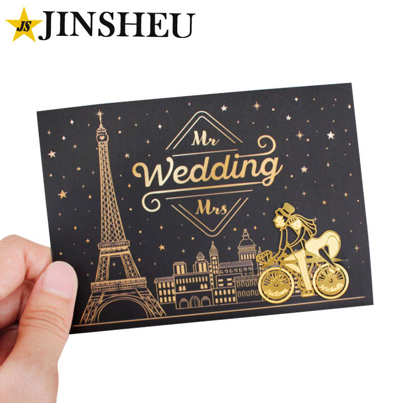 custom photo etching bike lvoe bookmark indian guests wedding return gift