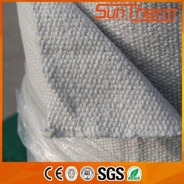 Керамического волокна ткани для изоляционные материалы из klins печи трубы