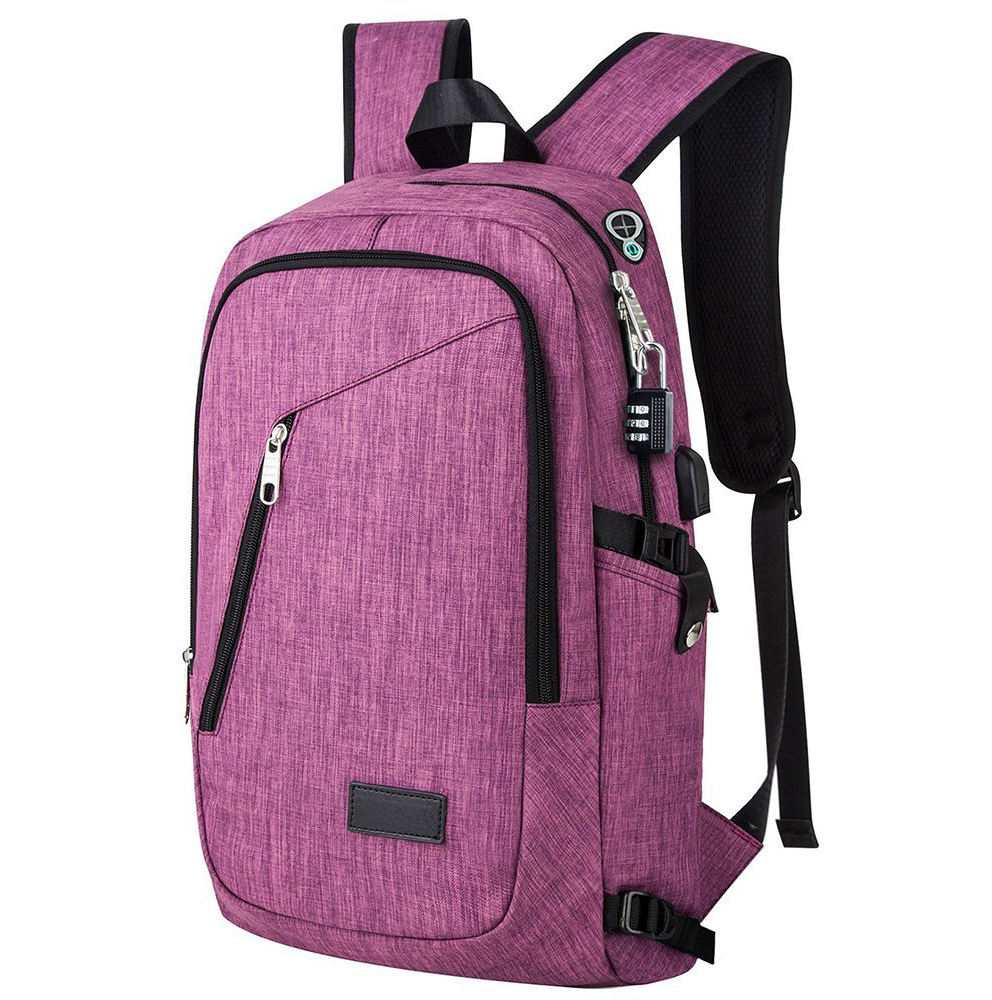 anti-theft Business bag Laptop backpack for 15.6-inch laptops