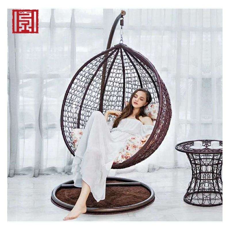 Hammock Chair Swings Living Room Indoor Oval Egg Chair Cheap Hammock Chair For Bedroom