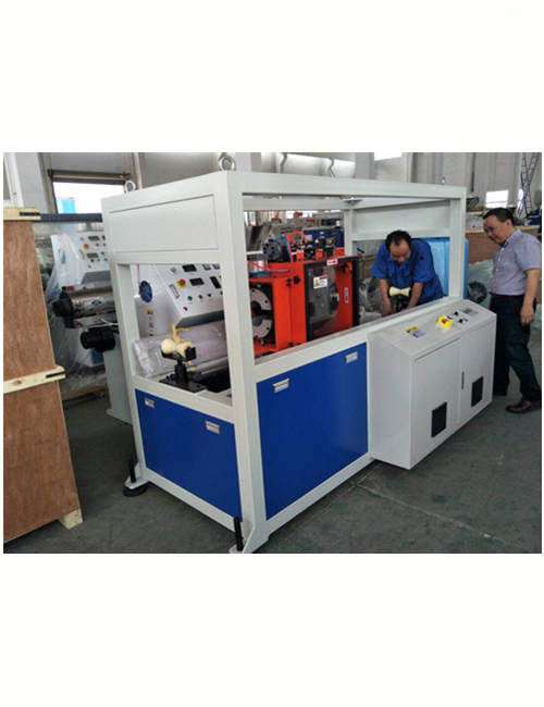 110-250mm PE/PVC Planet Pipe Cutting Machine with Chamfering in stock for sale