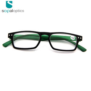 Hand Polished Chian unbreakable reading glasses High Quality Progressive Nose Reading Glasses