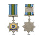 High quality custom made metal medallions gold plating memorial medals