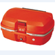 light weight plastic motor storage box/top case in motorcycle tail boxes