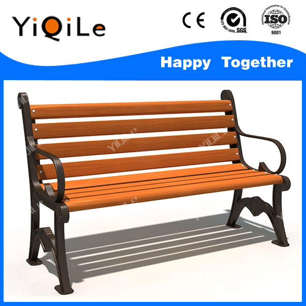 Durable lowes park benches hot sale garden bench wood popular benches for outdoor used