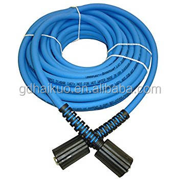 High Pressure Water Washer Power Rubber Car Wash Hose