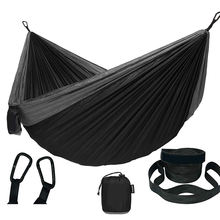 Lightweight Outdoor 210T Nylon Parachute Hammock