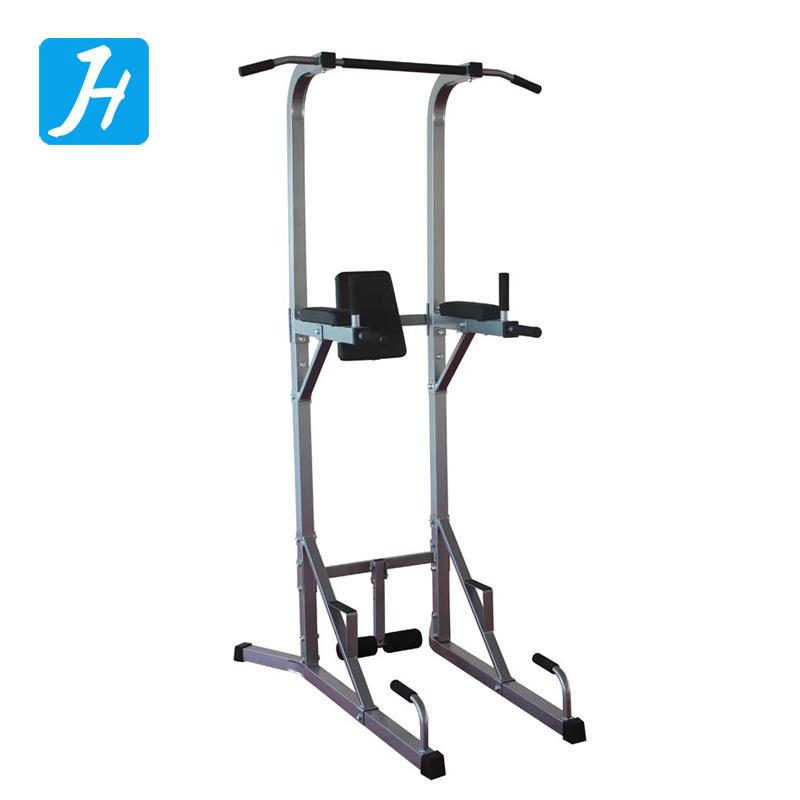 Commerciële Indoor Chin-up <span class=keywords><strong>Toren</strong></span> Fitness Workout Dompelen Station Push Up Bar Multi <span class=keywords><strong>Functionele</strong></span> Power Tower