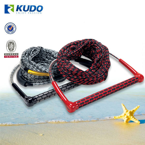 Ride Combo Kneeboard Tow Rope With EVA Handle