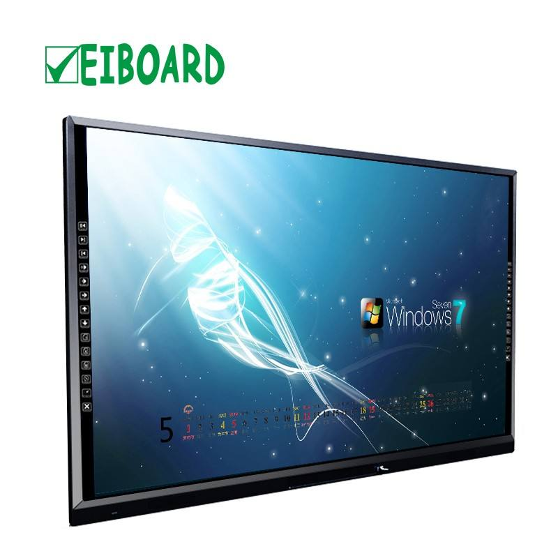 65'' 70'' multi touch screen tv LCD interactive smart board touch tv