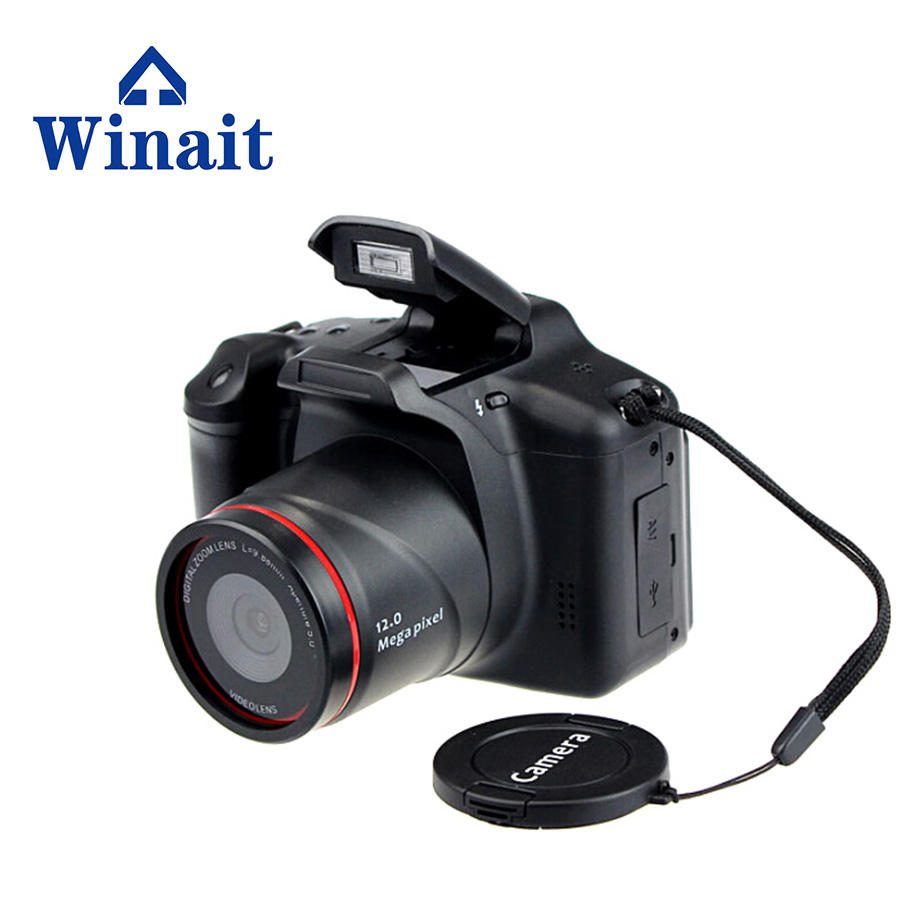 Winait camera DC-04 Chinese dslr Appearance camera 32GB memory card cheap digital cameras made in china 4x Digital zoom