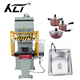 Aluminium Making Machine Aluminum Making Machine KLT Forming Aluminium Steel Cup CNC Stirring Pot Making Hydraulic Press Machine