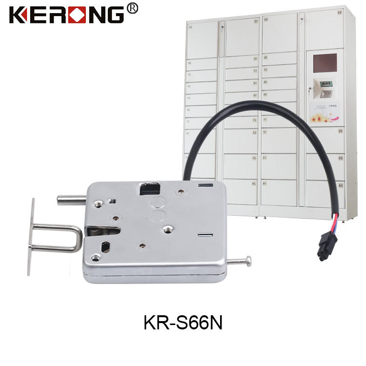 KERONG High Quality Cold Rolled Steel Material Cell Phone Charging Station Lockers