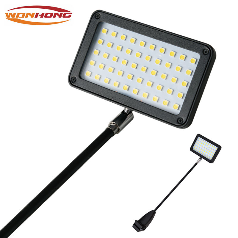 Smd led <span class=keywords><strong>display</strong></span> tentoonstelling arm <span class=keywords><strong>licht</strong></span> met klem LED50
