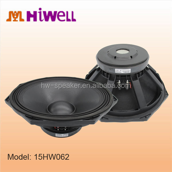 best valued 600 watts15 inch Loud pa speaker