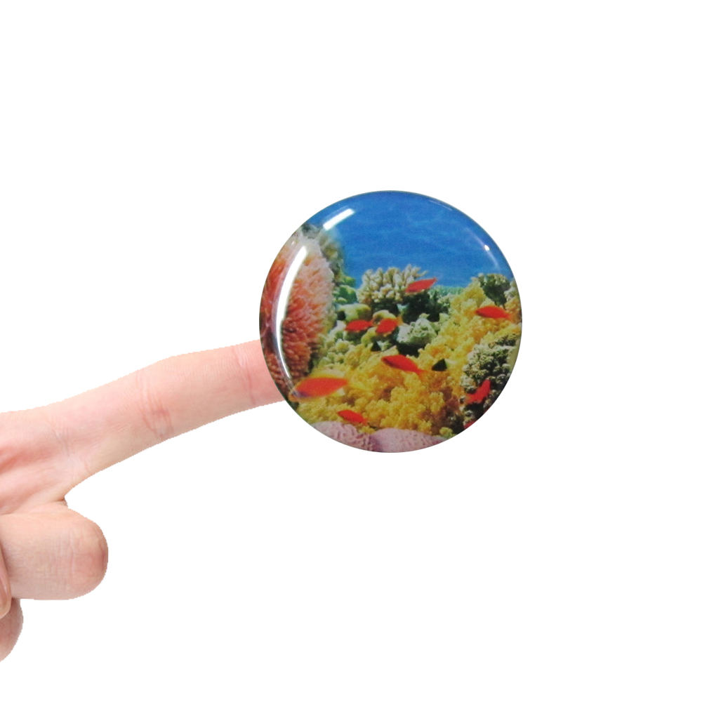 Round Clear Epoxy Stickers 1 inch Epoxy Resin Stickers Dome