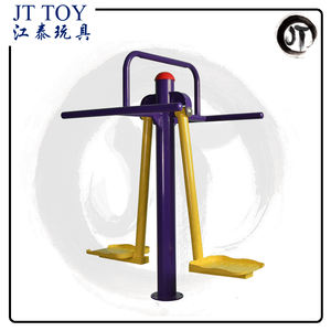 best selling JT17-6802 air space walker used commercial park steel outdoor exercise fitness gym equipment sale