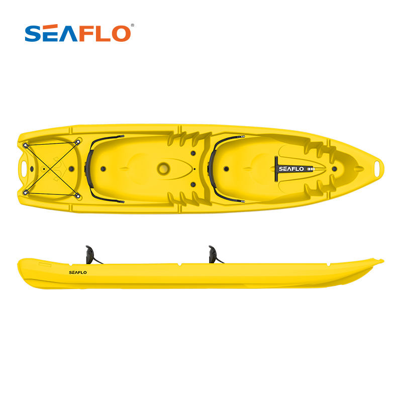 Chinese two persons plastic kayak