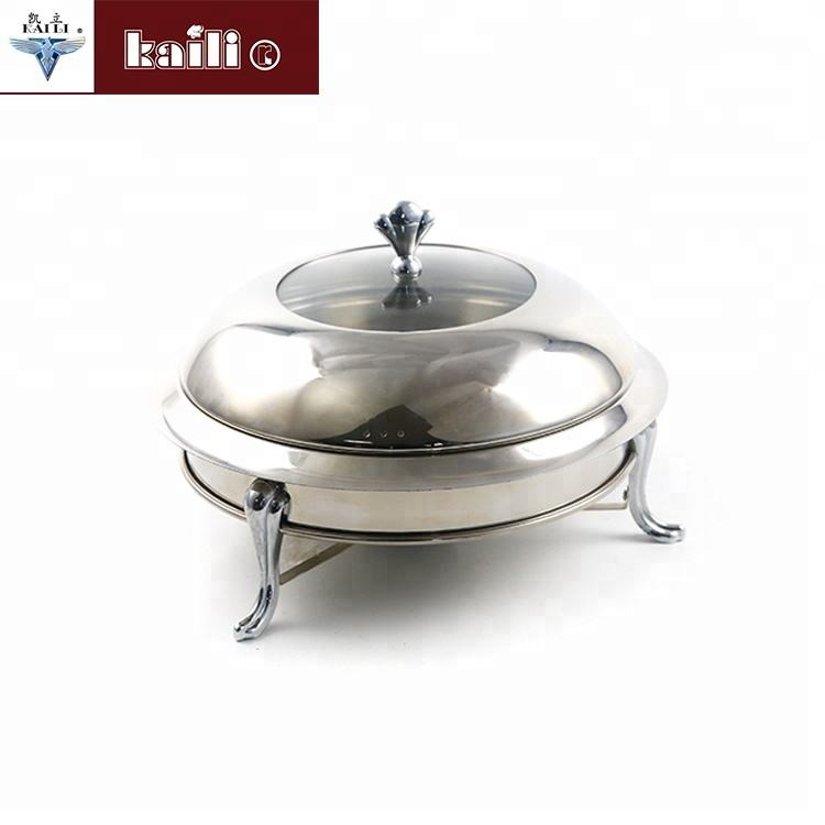 Hotel Supplies Buffet Tafel Catering Komfoor Voedsel Warmer