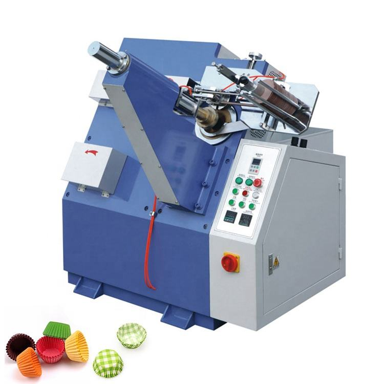 20--40 beat/minute Air Pressure Cake Tray Manual Cupcake Liner Making Machine,cupcake Liner Machine