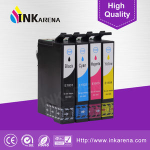 INKARENA T1801 T1804 Ciss ink cartridge dn에 대한 epson al-300dnf 위한 XP-30 XP-102 XP-202 XP-205 XP-302 XP-305 XP-402 XP-405 215 312 415 Printer
