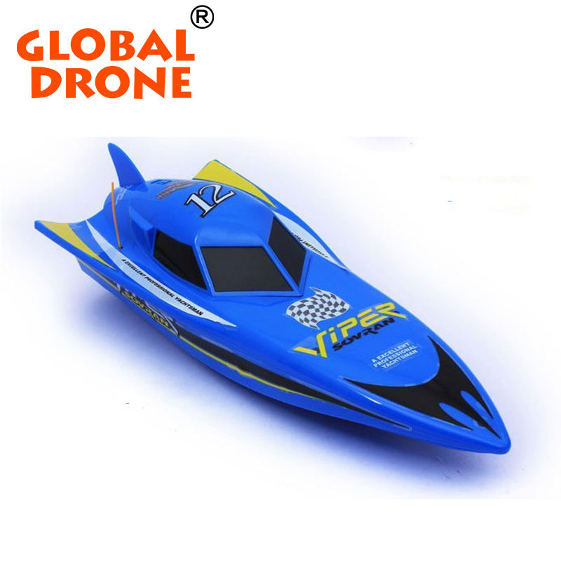 10KM/H high speed boat model,R/C boat with long control time&distance