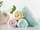 100% Bamboo Baby Washcloth 10
