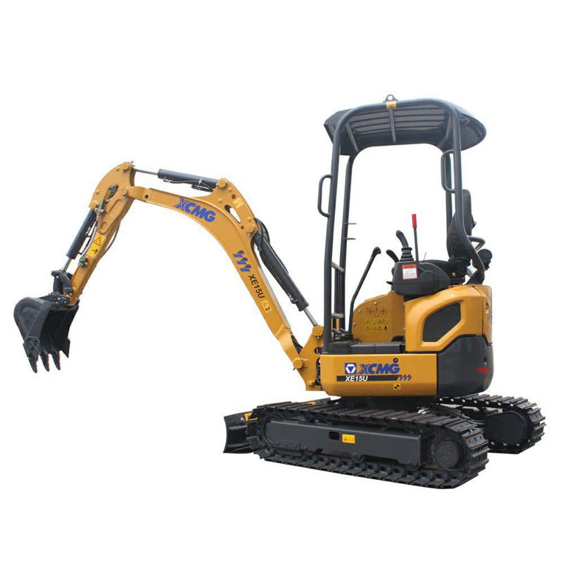 Brand New 1.5 ton Crawler Excavator XE15U with 0.04 CBM Bucket Capacity