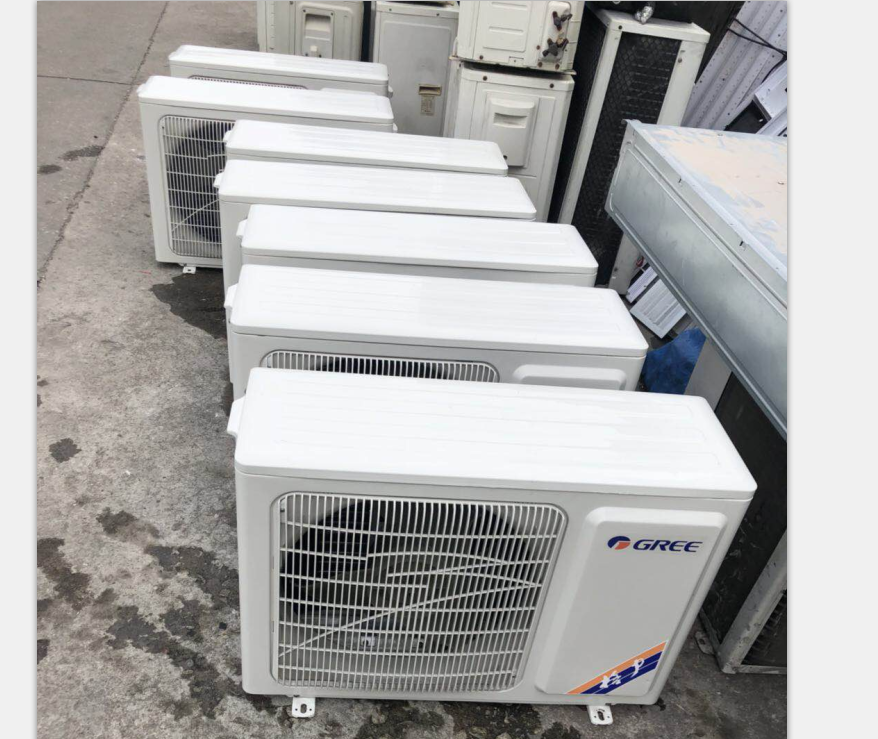 90% new secondhand 9000btu used gree air conditioner