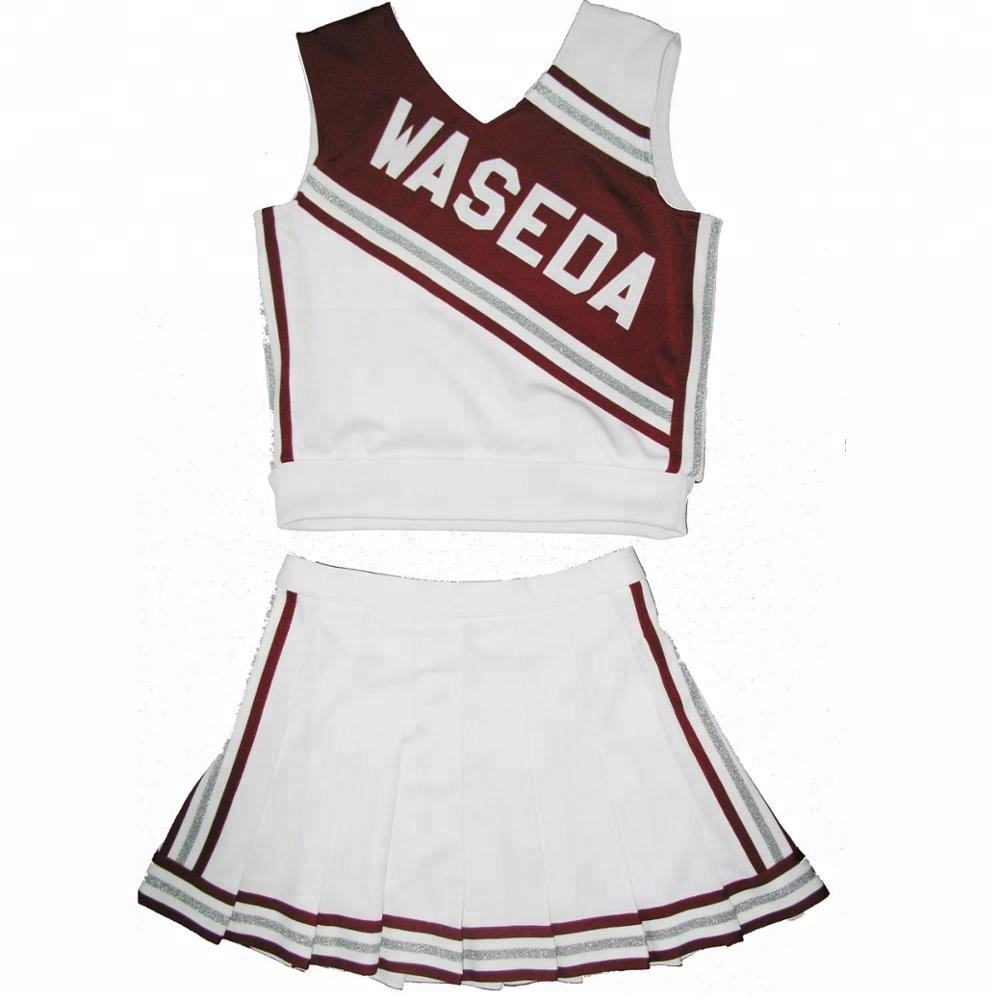 Cheerleading uniforme