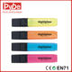 Fluorescent Highlighter Chisel 5 Pack