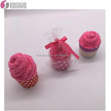 Best gift for party birthday house warming with cupcake gift packaging wine socks
