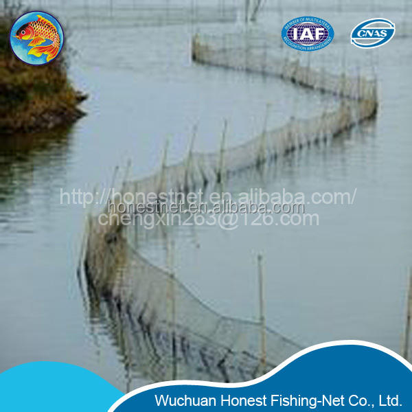 210D/2-120PLY nylon polyester fishing nets prices single knots knotless