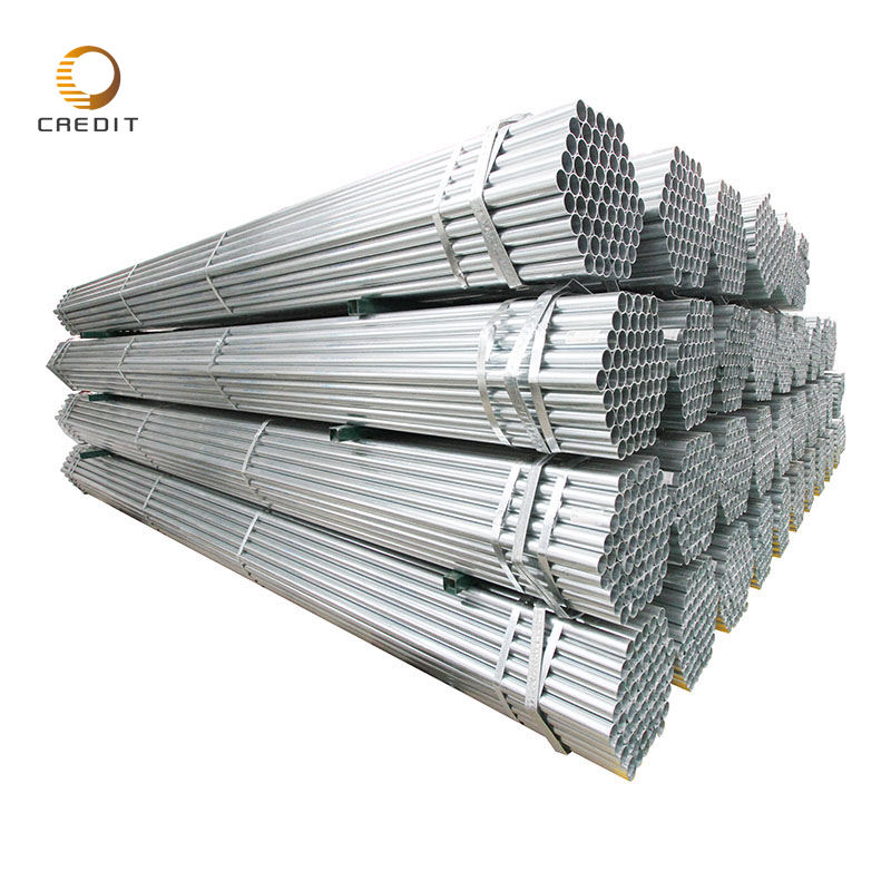astm a106 galvanized steel pipe galvanized scaffolding pipes 25mm dia galvanised pipe scalfolding