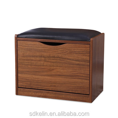 Factory high quality Shoe Cabinet with Seat